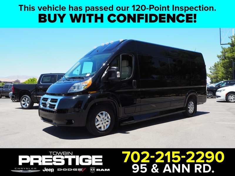 Pre-Owned 2016 RAM PROMASTER SIGNATURE SERIES