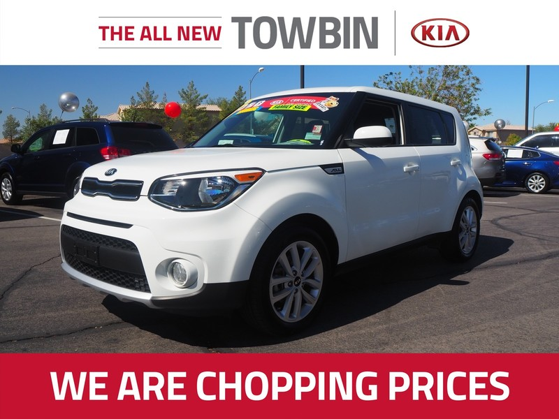 Kia Certified Pre-Owned >> Certified Pre Owned 2017 Kia Soul 5dr