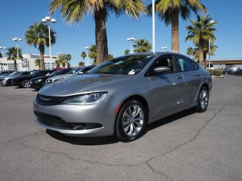 Pre-Owned 2015 CHRYSLER 200 S Front Wheel Drive 4DR