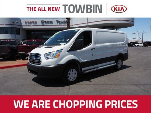 Pre-Owned 2019 FORD TRANSIT 250 CARGO Rear Wheel Drive Mini-van, Cargo