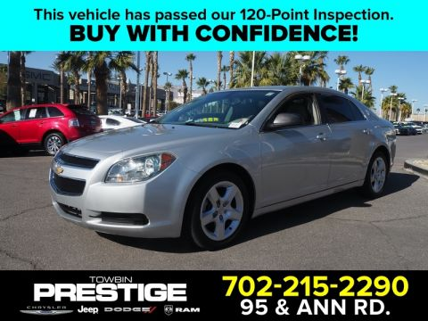 Pre-Owned 2012 CHEVROLET MALIBU LS Front Wheel Drive 4DR