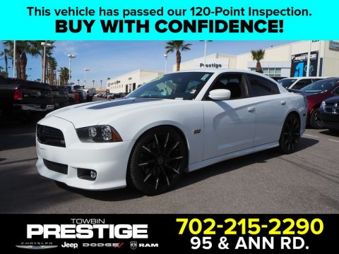Pre-Owned 2014 DODGE CHARGER SRT SRT