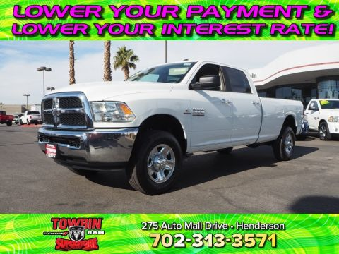Pre-Owned 2018 RAM 2500 SLT 4X4 Four Wheel Drive CREW LB