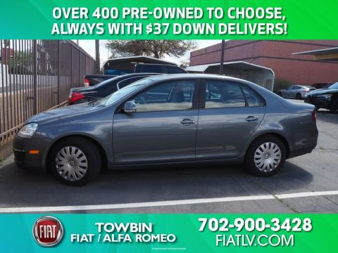 Pre-Owned 2008 VOLKSWAGEN JETTA S Front Wheel Drive 4dr Car