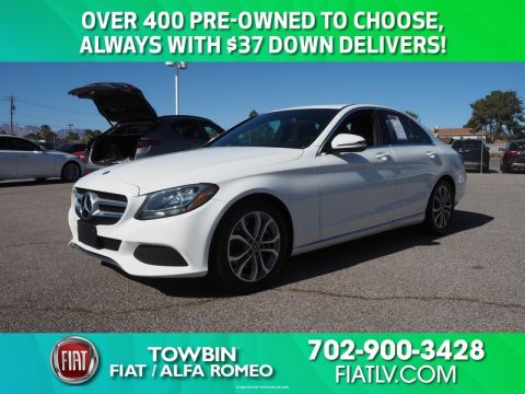 Pre-Owned 2018 MERCEDES-BENZ C300 With Navigation