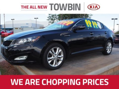 Pre Owned 2012 KIA OPTIMA 2.4 EX