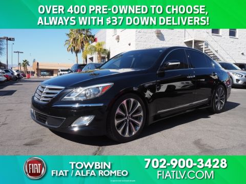 Pre-Owned 2014 HYUNDAI GENESIS 5.0 R-SPEC With Navigation