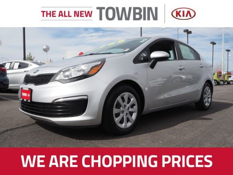 Pre-Owned 2016 KIA RIO LX POWER