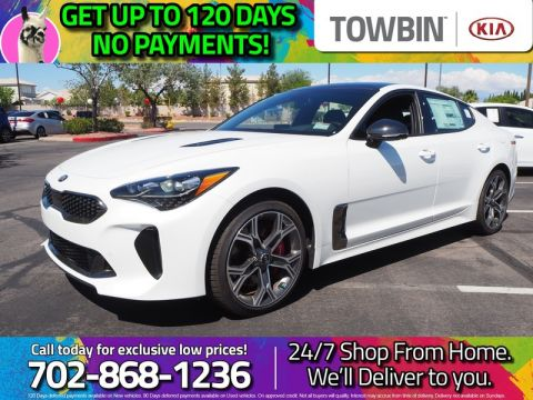 New 2019 Kia Stinger GT2 With Navigation