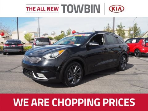 Certified Pre-Owned 2017 Kia Niro EX With Navigation