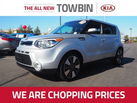 Pre-Owned 2015 Kia Soul Exclaim FWD 4D Hatchback