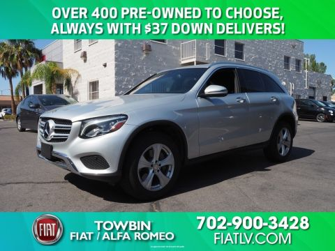 2017 MERCEDES-BENZ GLC300 4MATIC