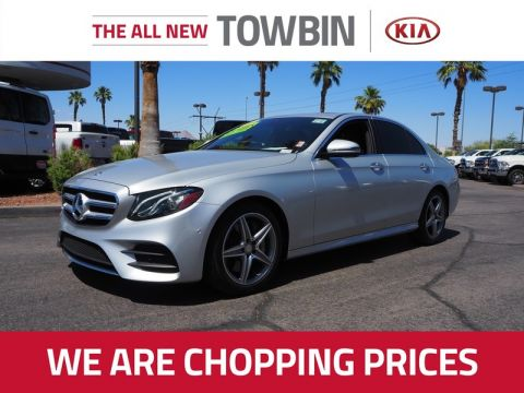 Pre-Owned 2017 MERCEDES-BENZ E300 4DR